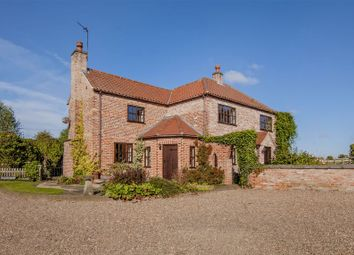 Thumbnail 4 bed farmhouse for sale in Top Farm, Copper Hill, Grassthorpe, Newark