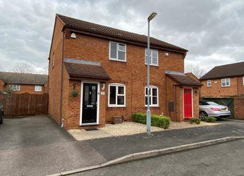 Springslade Drive, Birmingham B24. 2 bed semi-detached house for sale