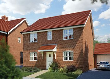"Thumbnail 4 bed detached house for sale in ""The Buxton"" at Cornfield Way, Worthing"