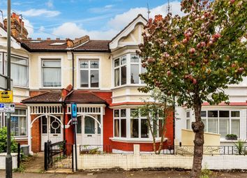 Thumbnail 3 bed terraced house for sale in Branksome Road, London
