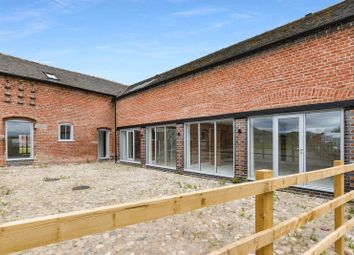 Thumbnail 4 bed barn conversion for sale in Swan Farm Lane, Audlem Road, Woore, Crewe