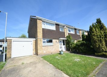 Thumbnail Semi-detached house to rent in Keymer Close, Luton