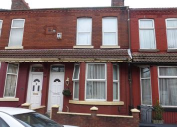 Thumbnail 3 bedroom terraced house for sale in Middlesex Road, Bootle