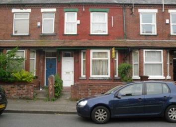 Thumbnail 5 bedroom terraced house to rent in Filey Road, Fallowfield, Manchester