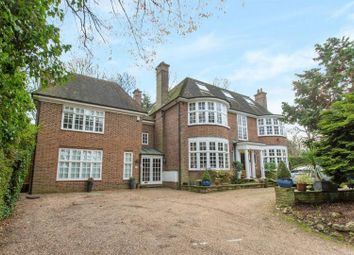 Thumbnail 4 bed semi-detached house to rent in West Heath Road, Hampstead, London