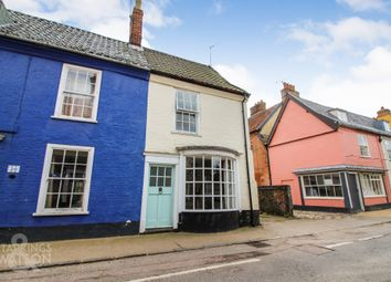 Thumbnail 2 bed cottage for sale in Bridge Street, Bungay