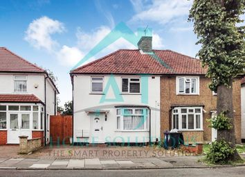 Thumbnail 1 bed flat to rent in Halsbury Road East, Northolt