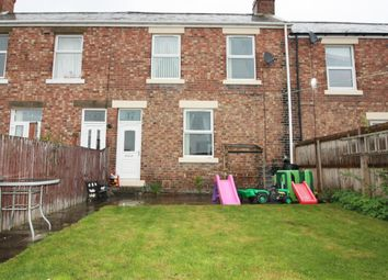 Thumbnail 3 bedroom terraced house for sale in Pine Street, Throckley, Newcastle Upon Tyne