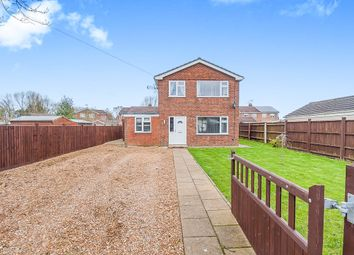 Thumbnail 3 bed detached house for sale in Lime Street, Sutton Bridge, Spalding