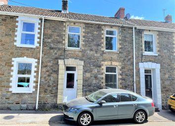 Thumbnail 3 bed terraced house for sale in Rhandir Terrace, Llangennech, Llanelli