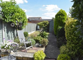 Thumbnail 2 bed terraced house for sale in Lincoln Close, Tewkesbury
