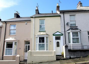 Thumbnail 2 bedroom terraced house for sale in Hanover Road, Plymouth