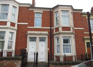 Thumbnail 2 bed flat to rent in Condercum Road, Benwell