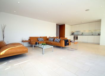 Thumbnail 3 bed flat to rent in Oval Road, London