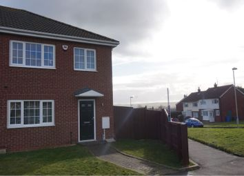 Thumbnail 3 bed end terrace house to rent in Eastway, Scarborough