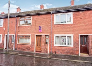 Thumbnail 2 bedroom terraced house for sale in St. Leonards Street, Belfast