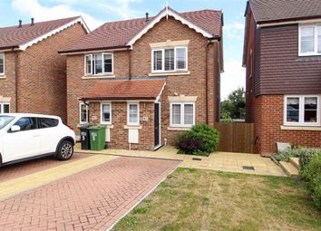 Thumbnail 2 bed semi-detached house for sale in Rossetti Gardens, St. Leonards-On-Sea, East Sussex