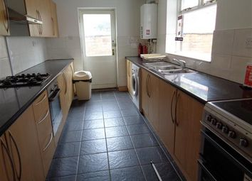 Thumbnail 8 bed terraced house to rent in Severn Street, Leicester