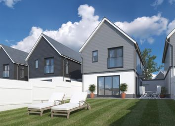 Thumbnail 3 bed detached house for sale in Plot 13, Croyde