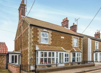 Thumbnail 4 bed detached house for sale in Lodge Road, Heacham, King's Lynn