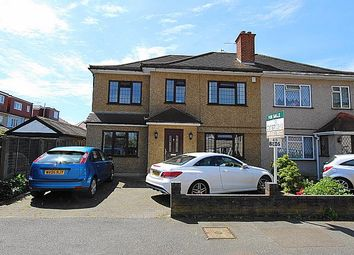 Thumbnail 5 bed semi-detached house for sale in Frogmore Avenue, Hayes
