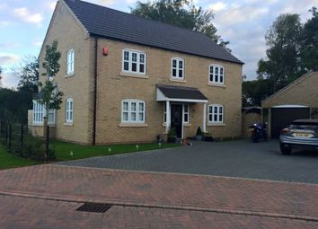 Thumbnail 3 bed detached house for sale in Grafham Drive, Waddington, Lincoln