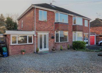Thumbnail 3 bed semi-detached house for sale in Birchgate, Wollescote, Stourbridge