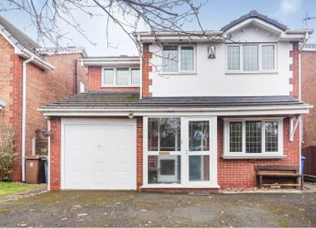 Thumbnail 4 bed detached house for sale in Badger Close, Rochdale