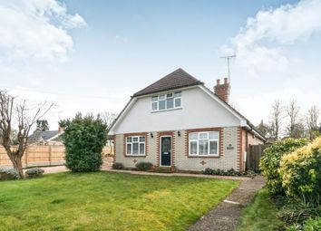 Thumbnail 5 bed detached house for sale in Yateley, Hampshire, 50 Potley Hill Road