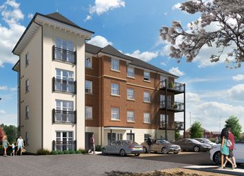 Thumbnail 1 bed flat for sale in Hornchurch Square, Farnborough
