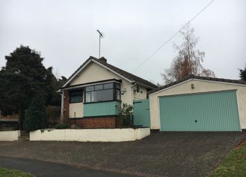 Thumbnail 2 bed bungalow to rent in Faire Road, Glenfiield