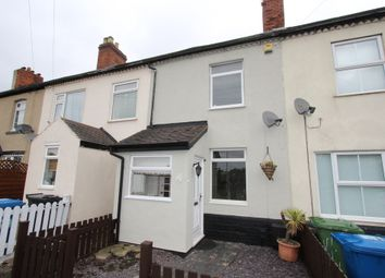 Thumbnail 2 bed terraced house for sale in Gorsey Bank Road, Hockley, Tamworth