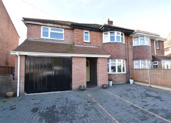 Thumbnail 4 bed semi-detached house for sale in Laugherne Road, Worcester
