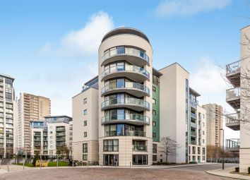 Thumbnail 3 bed flat for sale in Masson House, Pump House Crescent, Brentford, Middlesex