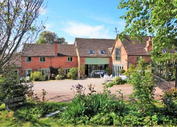 Thumbnail 6 bed barn conversion for sale in Queenhill, Worcester