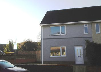 Thumbnail 3 bed end terrace house for sale in Greenway Street, Llanelli, Carmarthenshire, West Wales