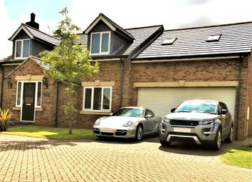 Thumbnail 5 bedroom detached house for sale in Ormesby Bank, Ormesby, Middlesbrough