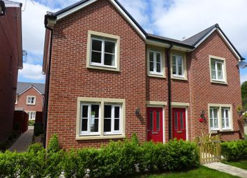 Thumbnail 3 bedroom semi-detached house for sale in Mill Pond Close, Strines, Stockport