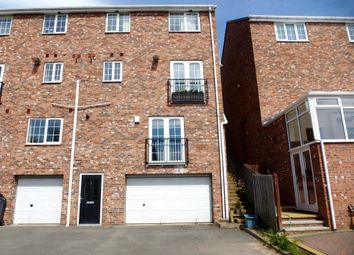 Thumbnail 2 bed flat to rent in Broom Crescent, Rotherham