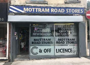 Thumbnail Retail premises for sale in Mottram Road, Stalybridge