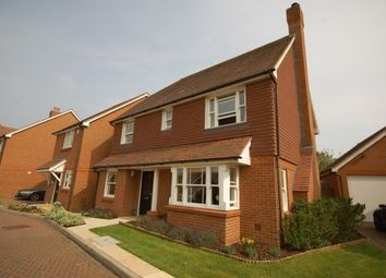 Thumbnail 4 bedroom detached house to rent in Juziers Drive, East Hoathly, Lewes