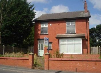 Thumbnail 4 bed detached house to rent in Darwen Road, Bromley Cross