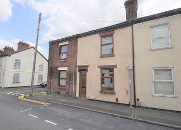 Thumbnail 3 bed terraced house for sale in Selwyn Street, Stoke, Stoke On Trent