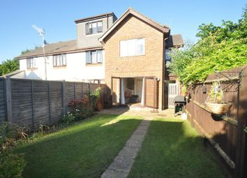 Thumbnail 1 bed end terrace house for sale in Westmorland Drive, Warfield, Bracknell