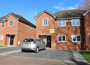 Thumbnail 3 bed property for sale in Winnipeg Court, Blackpool