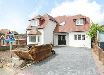 Thumbnail 4 bed detached house for sale in King Arthur Road, Cliffsend, Ramsgate