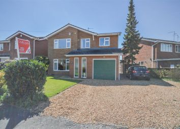 Thumbnail 3 bed detached house for sale in Tatwin Drive, Crowland, Peterborough