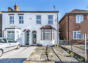Thumbnail 3 bed semi-detached house for sale in Bridge Road, Uxbridge, Middlesex