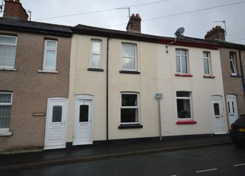 Thumbnail 3 bed terraced house for sale in Park Row, Okehampton