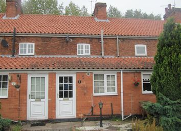 Thumbnail 2 bed terraced house to rent in Bottom Row, Ollerton, Newark